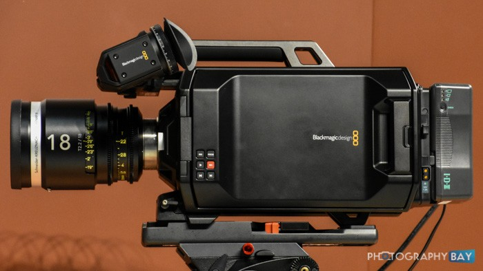 Blackmagic URSA 4.6K-3