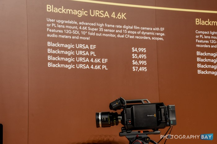 Blackmagic URSA 4.6K-4
