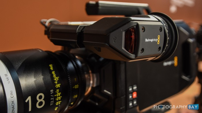 Blackmagic URSA 4.6K