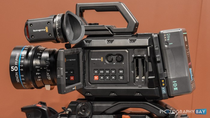 Blackmagic URSA Mini-4