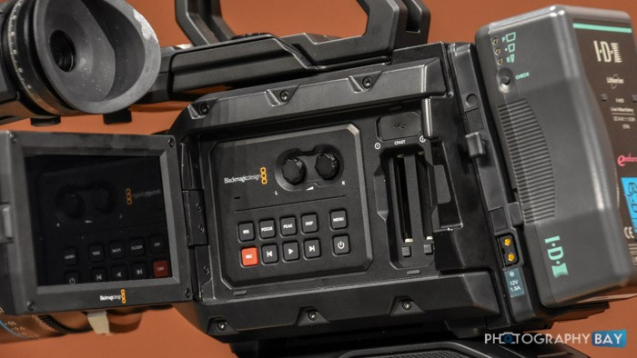 Blackmagic URSA Mini-5