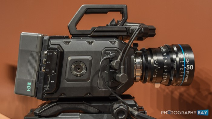 Blackmagic URSA Mini-6