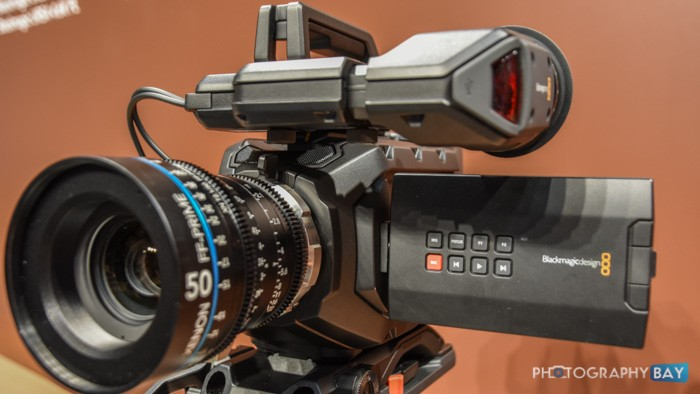 Blackmagic URSA Mini-7