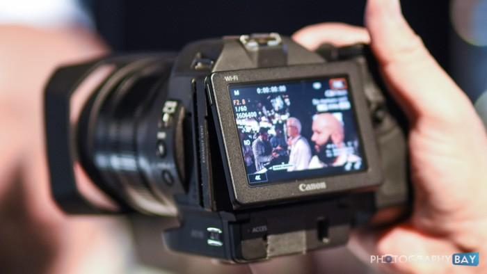 Canon XC10-2