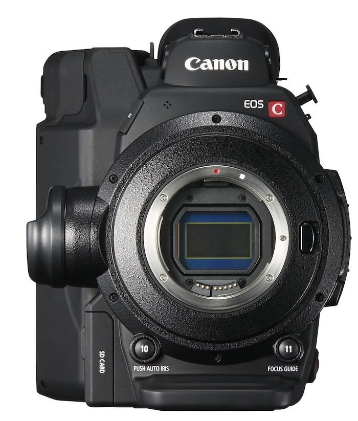 Canon-c300-front