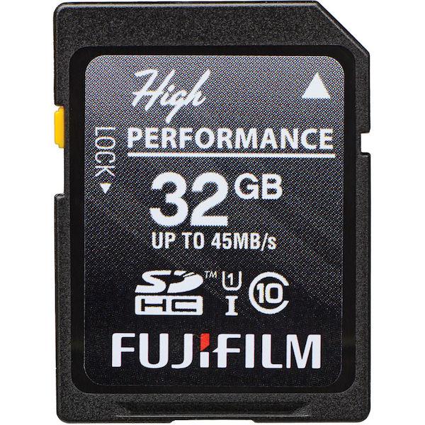 Fuji 32GB SDHC