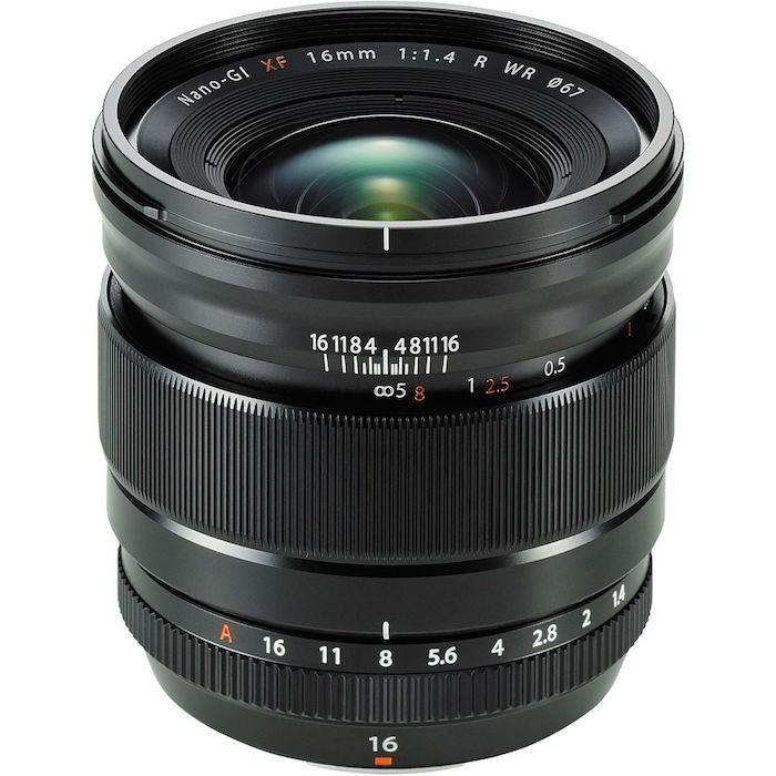 Fuji XF 16mm f1.4 Lens