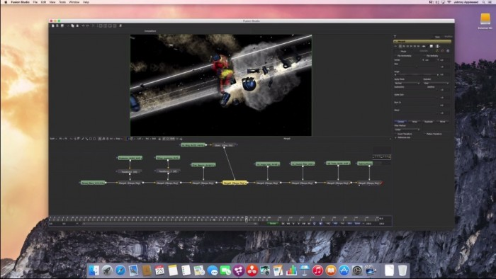 Fusion 7 on Mac OS X
