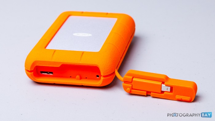 LaCie Rugged Raid Thunderbolt 4TB-4