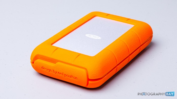 LaCie Rugged Raid Thunderbolt 4TB-5