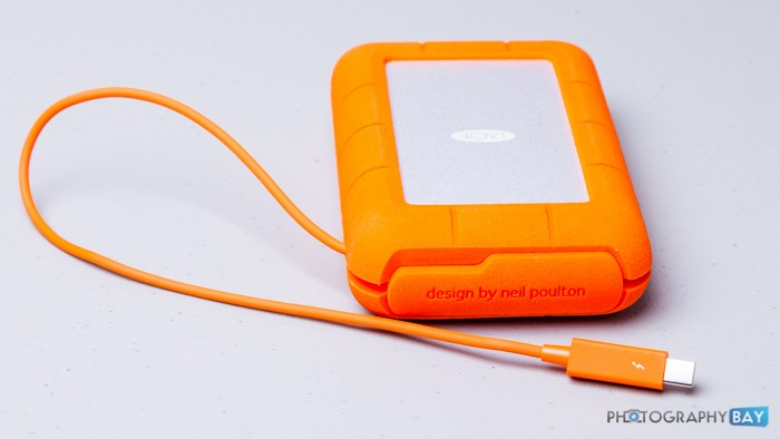 LaCie Rugged Raid Thunderbolt 4TB-6