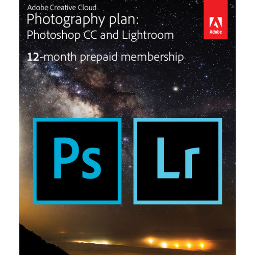 Photoshop Photography Plan