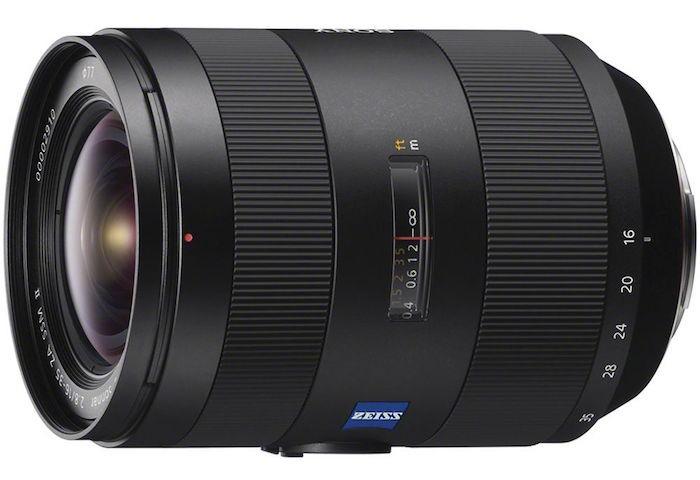 Sony 16-35mm f2.8 ZA SSM II Lens