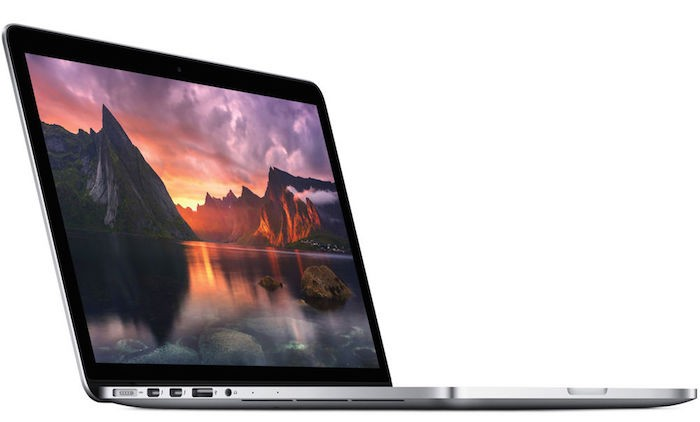 13.3 inch MacBook Pro Retina 2014 model