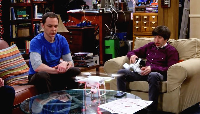 Big-Bang-Theory-Drone-Episode