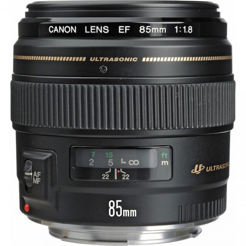 Canon 85mm f1.8 US Lens