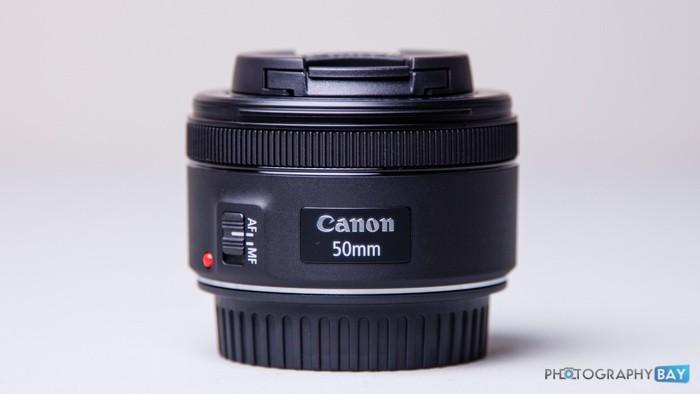 Canon EF 50mm f1.8 STM-2