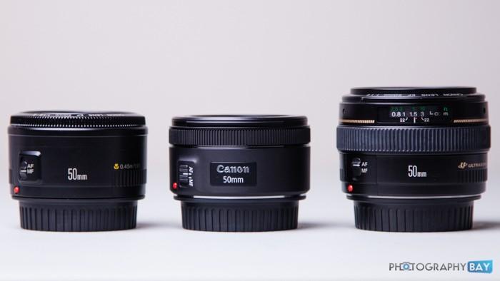 Canon EF 50mm f1.8 STM-4