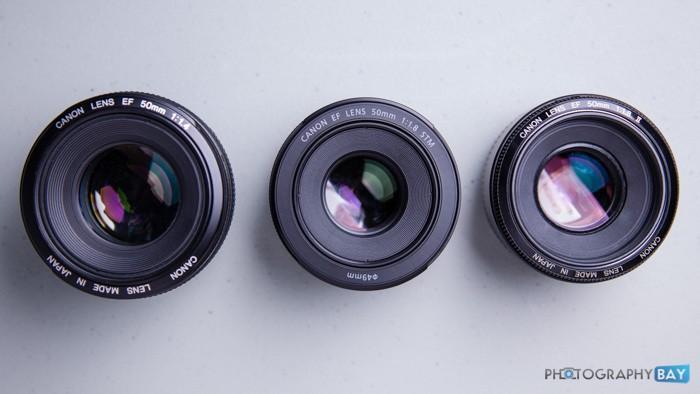 Canon EF 50mm f1.8 STM-5