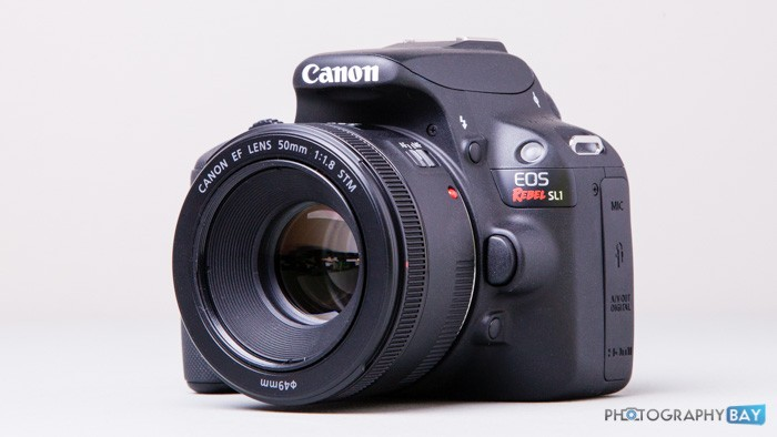 Canon EF 50mm f1.8 STM-7