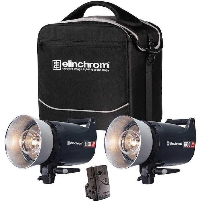 Elinchrom ELC Pro HD 1000 Kit
