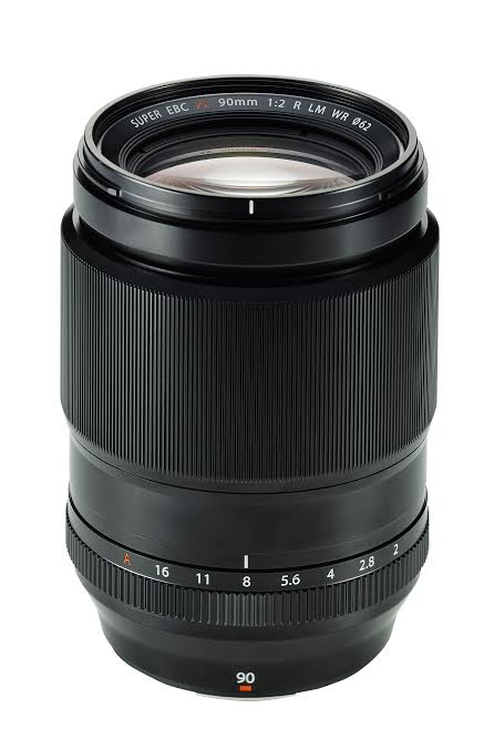 Fuji XF90mm F2 R LM WR Lens