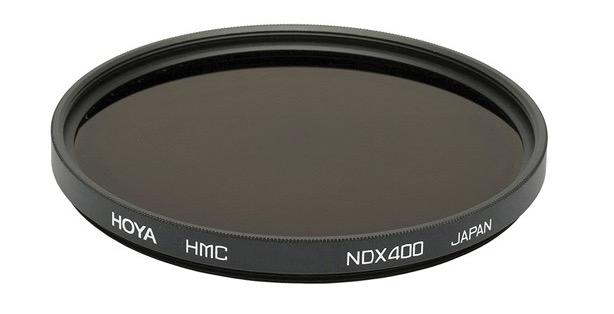 Hoya NDx400 58mm ND Filter