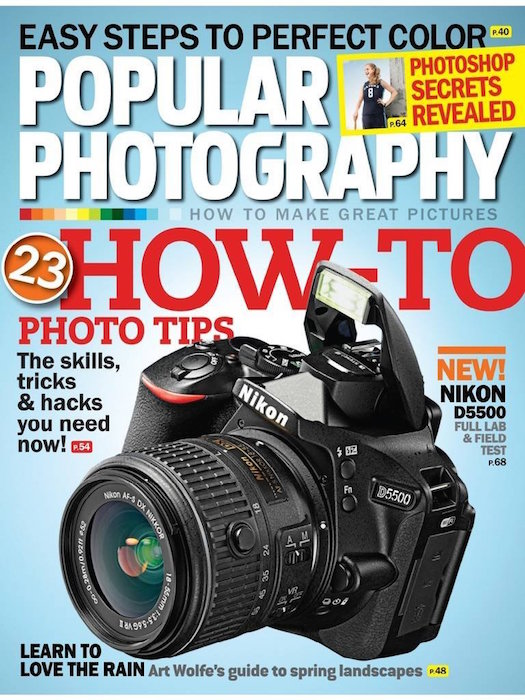 Popular Photography May 2015 Sale