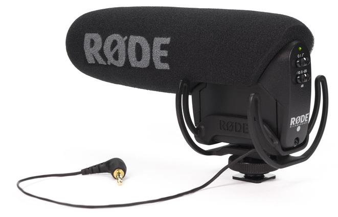 Rode VideoMic Pro 2
