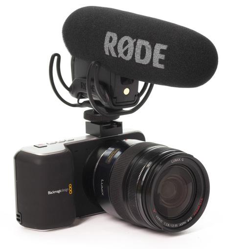 Rode VideoMic Pro 3