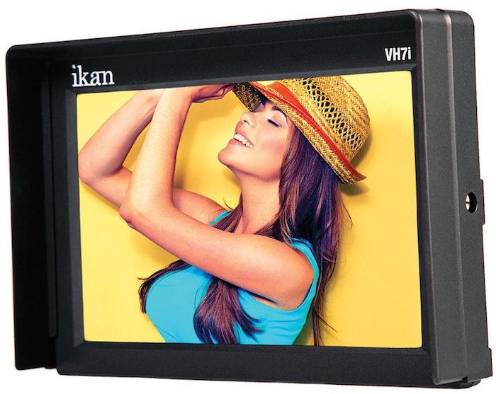 ikan VH7i-E6 7-inch HDMI LCD Monitor