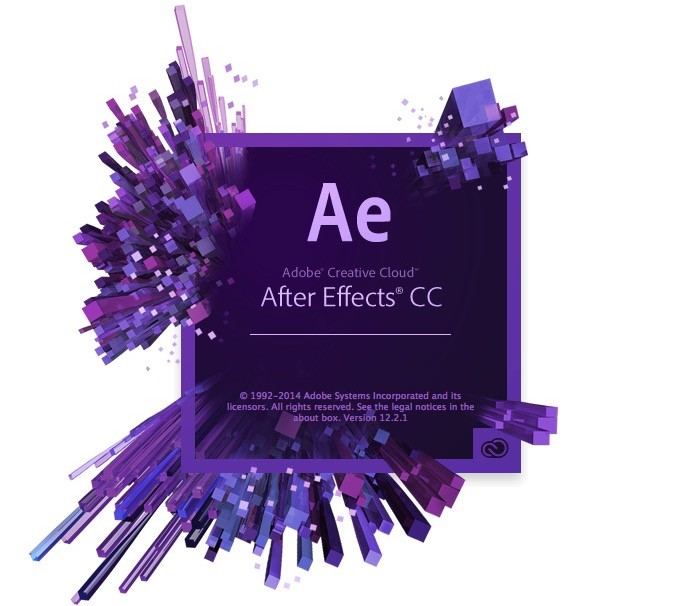 After Effects Startup Splash