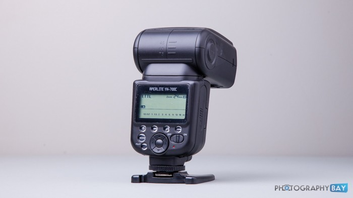 Aperlite YH-700C Speedlite-3