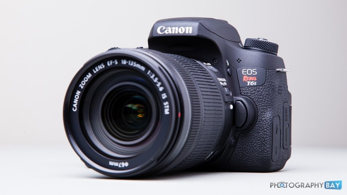 Canon Rebel T6s