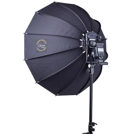 Flashpoint Glow ParaPop 28inch Softbox back