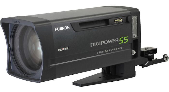 Fujinon XA55x9.5 Lens