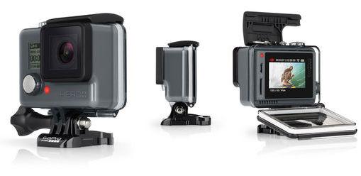 GoPro HERO LCD Camera