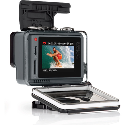 GoPro HERO LCD back
