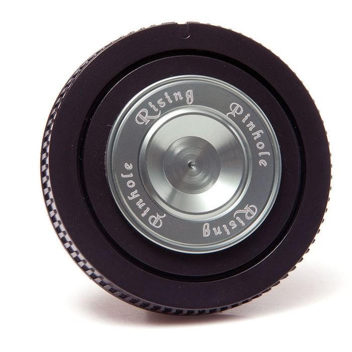 Rising Pinhole Lens