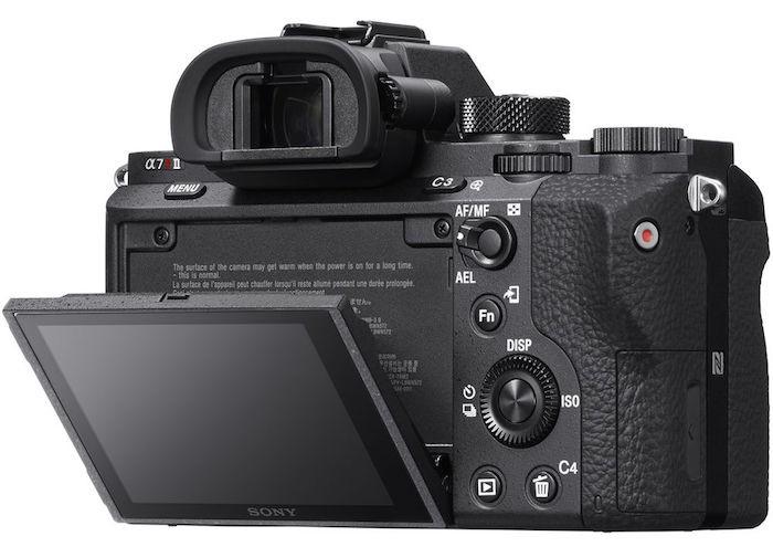 Sony A7R II LCD