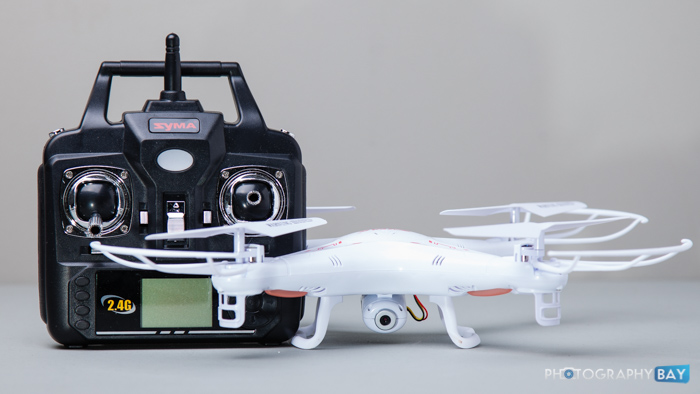 Syma X5C Quadcopter-4