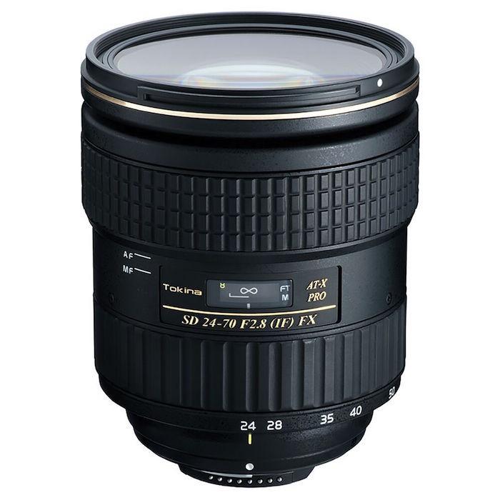 Tokina 24-70mm 2.8 Lens