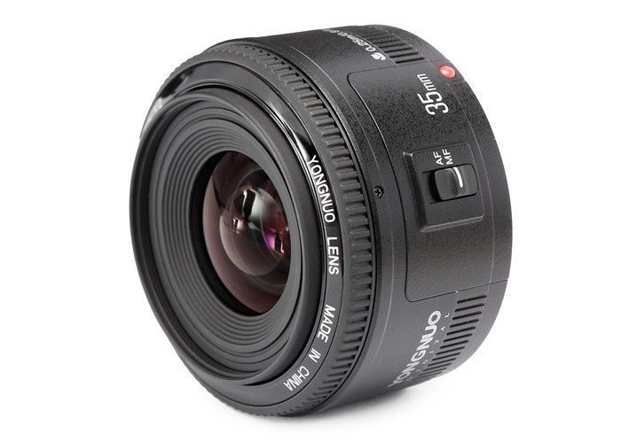 YongNuo 35mm f2 Lens