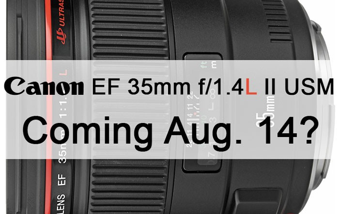 Camera-35mm-1.4L-II-USM-Lens-Rumors