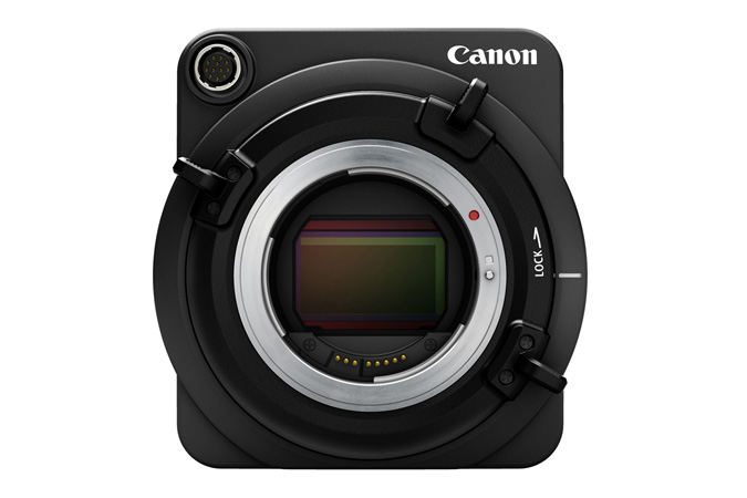 Canon ME20F-SH front