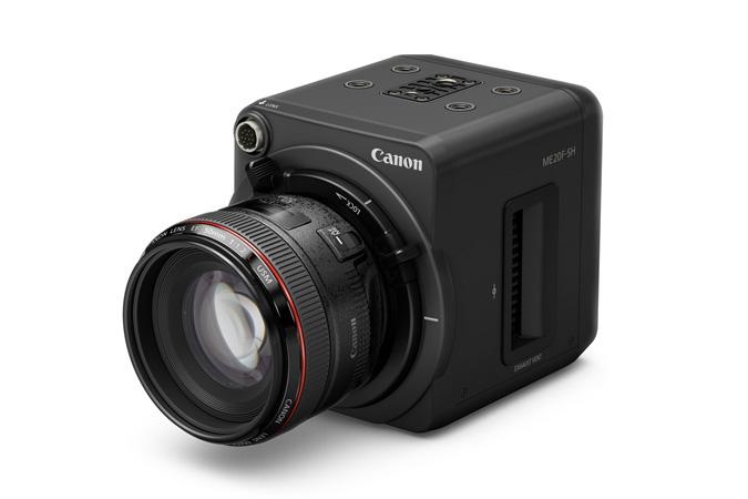 Canon ME20F-SH lens