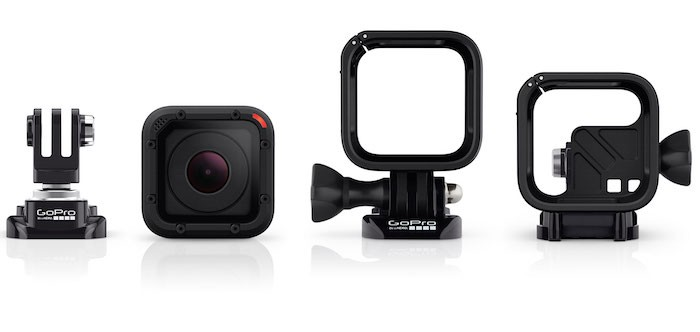 GoPro HERO4 Session Frame -Mounts
