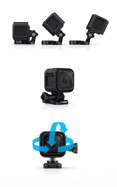 Gopro Unveils Tiny New Hero4 Session Camera