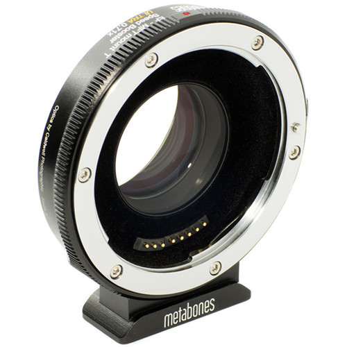 Metabones T Speed Booster ULTRA 0.71x adapter for Canon EF