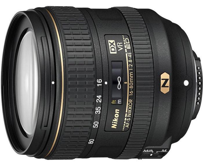 Nikon 16-80mm f2.8-4